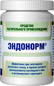 лекарство эндонорм инструкция